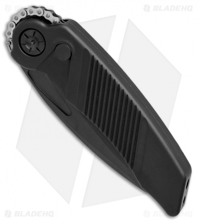 "Rat Worx MRX Mini Tanto Automatic Knife Black (3"" Black) 12301"