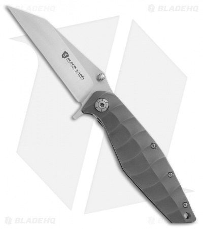 "Browning Stacked Deck Wharncliffe Spring Assisted Knife (3.5"" Satin) 320189BL"