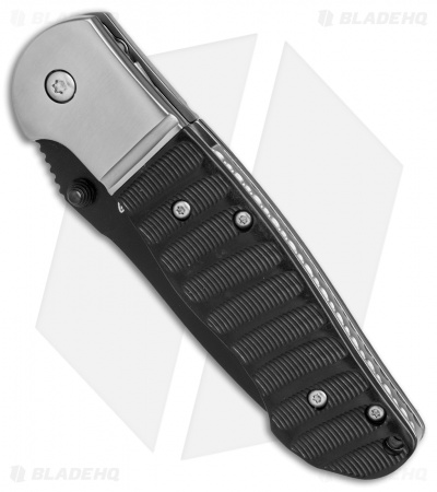 Benchmade 670SBK Apparition Pardue Osborne Spring Assisted Knife (Black Serr)
