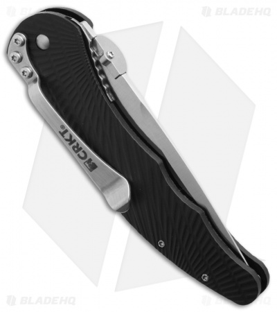 "CRKT MJ Lerch Enticer Spring Assisted Knife (3.24"" Satin) 1060"