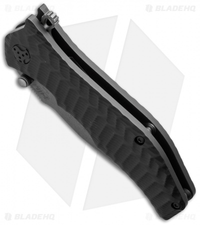 "HTM Gun Hammer Tanto Spring Assisted Knife (3.5"" BB Compound)"