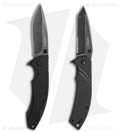 Kershaw 2 Piece Assisted Opening Utility Flipper Knife Set - 1322KITX