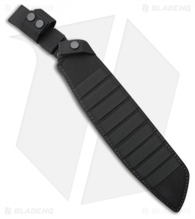 "Extrema Ratio Kreios Fixed Blade Knife Black Forprene (12.75"" Black)"