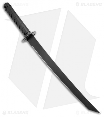 "Cold Steel Tactical Wakizashi Machete (18"" Black) 97TKLZ"