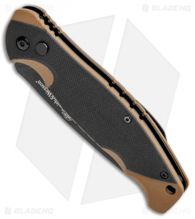 "Smith & Wesson Freelancer Plunge Lock Knife (3.5"" Black)"