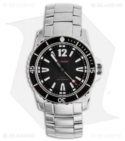 Lum-Tec 300M-1 Diver Watch Stainless Steel Strap