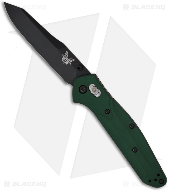 Benchmade 940 Osborne Green Axis Lock Free Shipping