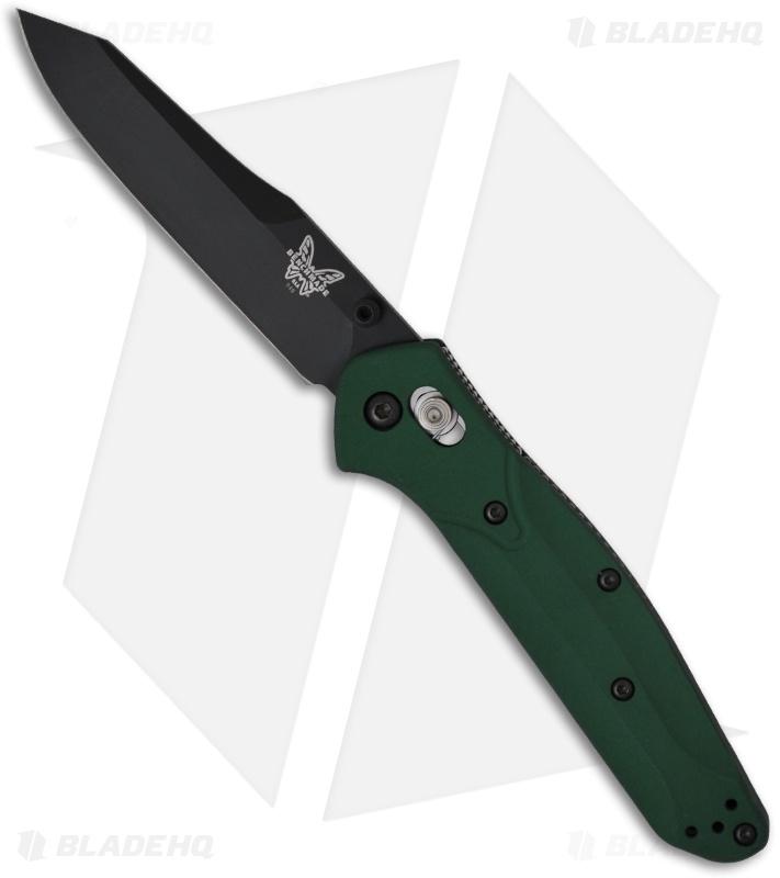 Benchmade 940 Osborne   Green AXIS Lock   Free Shipping