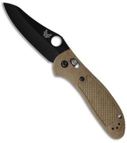 benchmade nimravus fixed blade knife  4 5 quot  black serr  140sbk blade hq molle ii rucksack manual molle ii assault pack manual
