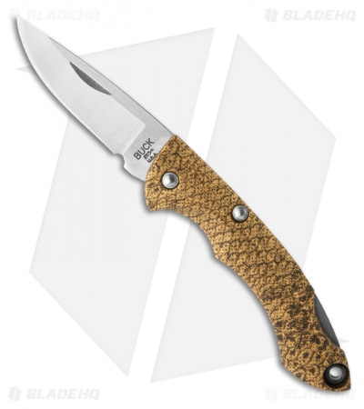 "Buck Nano Bantam Lockback Knife Copperhead (1.875"" Satin) 0283CMS14"
