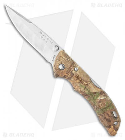 "Buck Bantam BBW Lockback Knife RealTree Xtra Camo (2.75"" Satin) 0284CMS18"