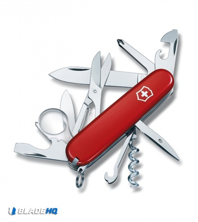Victorinox Swiss Army Knife Explorer Red 53791