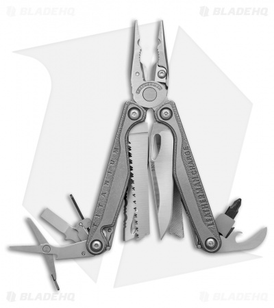 Leatherman Charge Plus TTI Multi Tool w/ Leather Sheath (19-in-1) 832537