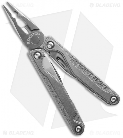 Leatherman Charge TTi Multi Tool w/ Bit Kit & Titanium Handle (19-in-1) 830683