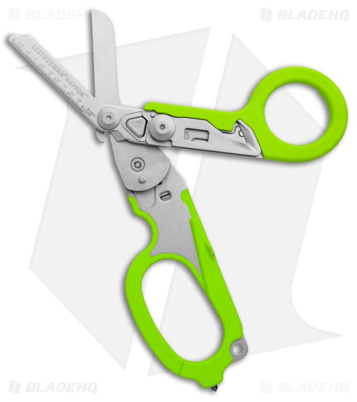 Leatherman Raptor Multi-Tool Scissors Green 832590
