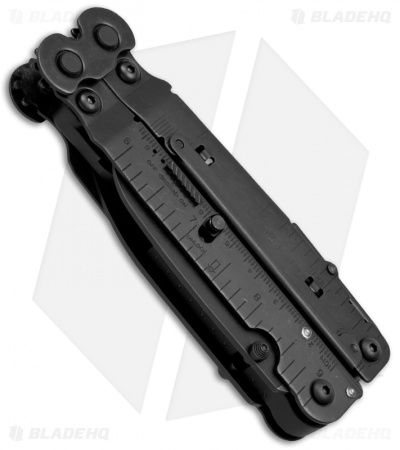 SOG PowerAssist EOD Multitool Black Oxide (14-in-1) B67