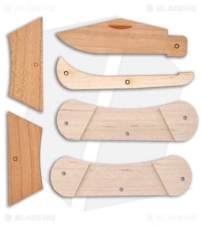 Jameson Woodworks JJ's Original Knife Kit Craft Project (JJ1)
