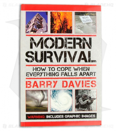 Modern Survival: How to Cope When Everything Falls Apart by Barry Davies