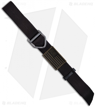 TOPS Knives SERE Belt - Field Duty X-tra Heavy (Black)