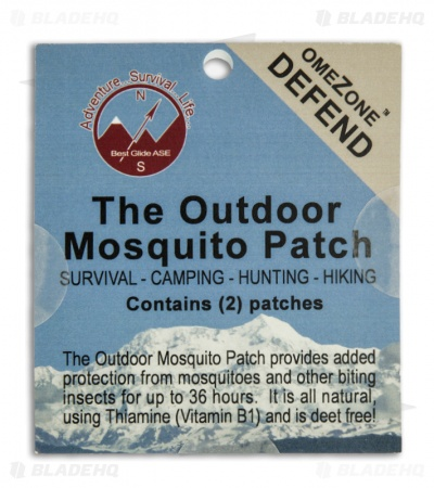 Best Glide ASE Outdoor Mosquito Patch (2 pack) MP1302