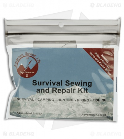 Best Glide ASE Survival Sewing & Repair Kit AC1342