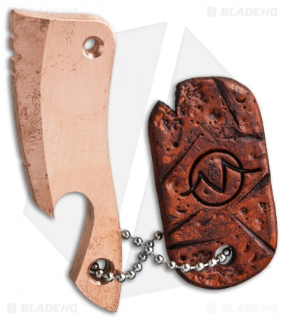 Wasteland Oddities Beverage Cleaver - Copper