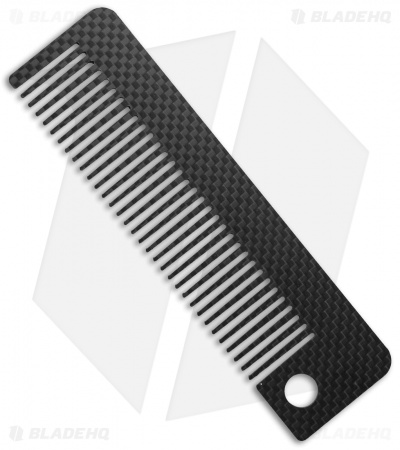 Bastion Carbon Fiber EDC Comb (Black)