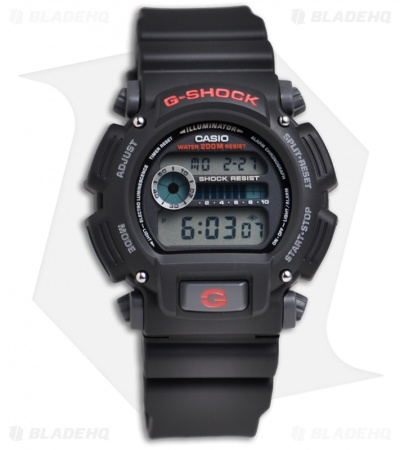 Casio G-Shock Classic Digital Shock Resistant Men's Watch DW9052-1V