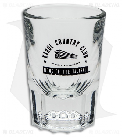 DPx Kabul Country Club Shot Glass (2 oz)