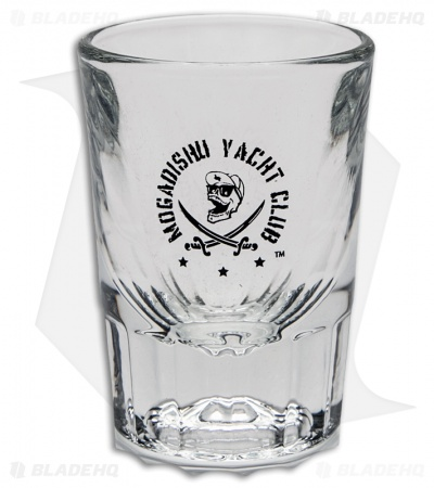 DPx Mogadishu Yacht Club Shot Glass (2 oz)
