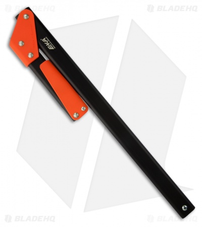 "EKA 17"" Viking Combi-Saw Oxidized Orange Folding Handle"