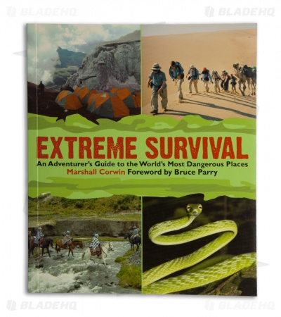 Extreme Survival by Marshall Corwin (Paperback)