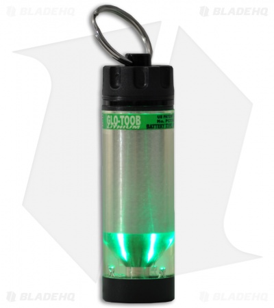 Glo-Toob Green Lithium Electric Light Stick 24-100 Hour Glow Marker w/ 11 Modes
