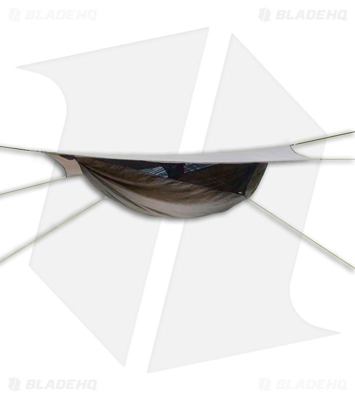 Hennessy Hammock Explorer Deluxe Asym Zip Blade Hq