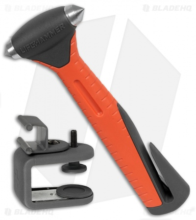 Life Hammer Safety Hammer Plus Car Escape Tool