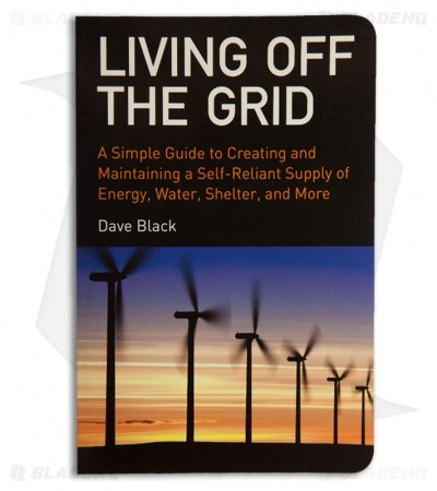 Living Off the Grid by Dave Black (Paperback)