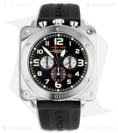 Lum-Tec Bull45 A15 MDV Luminous Chronograph Watch