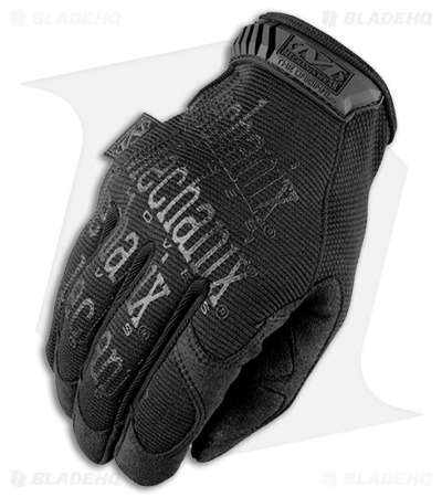 Mechanix Wear The Original Gloves Black All-Purpose (Covert)