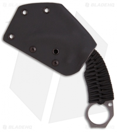 "Medford Karambit Fixed Blade Knife (2.375"" Black) MKT"