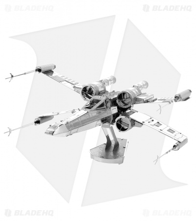 X-Wing Starfighter - Fascinations Metal Earth 3D Laser Cut Steel Models