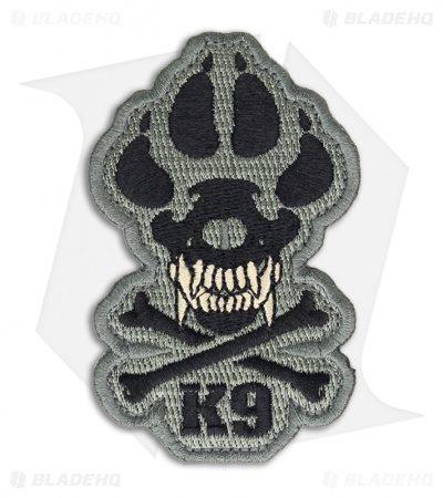 MSM K9 Patch Hook Velcro Back (ACU)