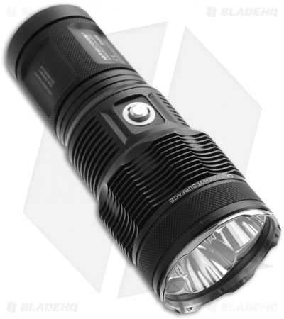 Nitecore TM15 Tiny Monster Rechargeable Flashlight 3 XM-L LED (2450 Lumens)
