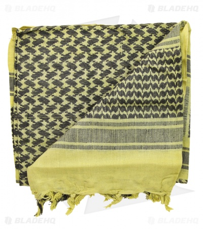 Camcon Shemagh Head Scarf (Sand/Black)