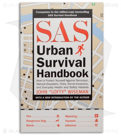 "SAS Urban Survival Handbook (Paperback) by John ""Lofty"" Wiseman"