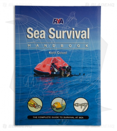 RYA Sea Survival Handbook by Keith Colwell (Paperback)
