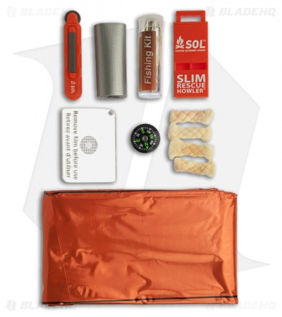 Adventure Medical Kits S.O.L. Scout Survive Outdoors Longer SOL