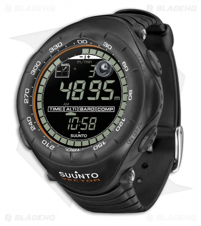 Suunto Vector Original Mountain Watch (XBlack)