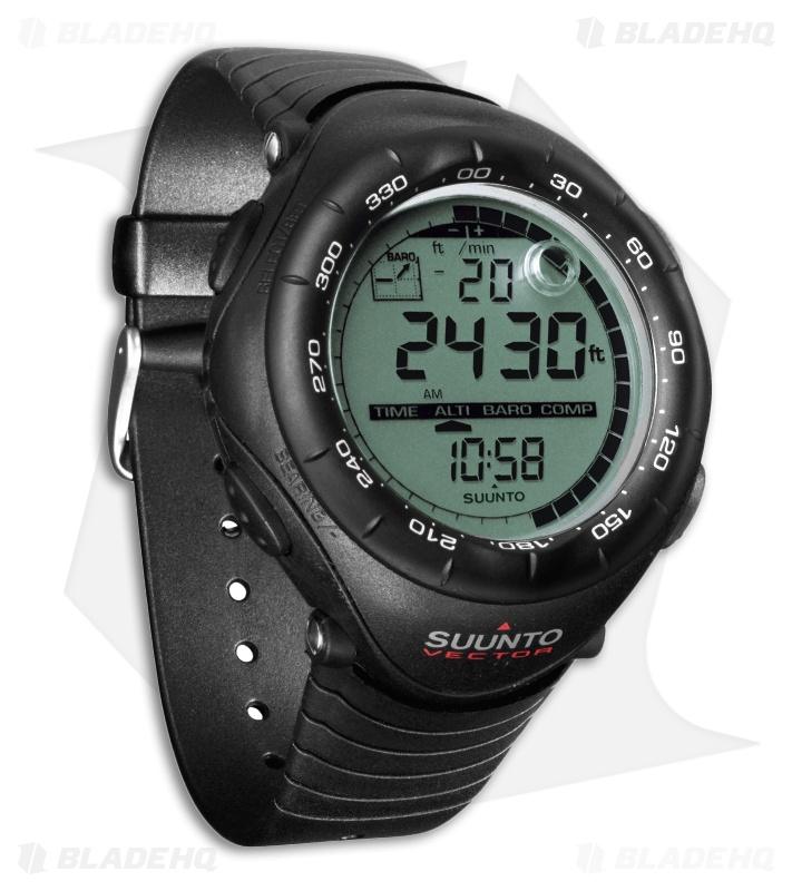 suunto vector original mountain watch black blade hq On mountain watches