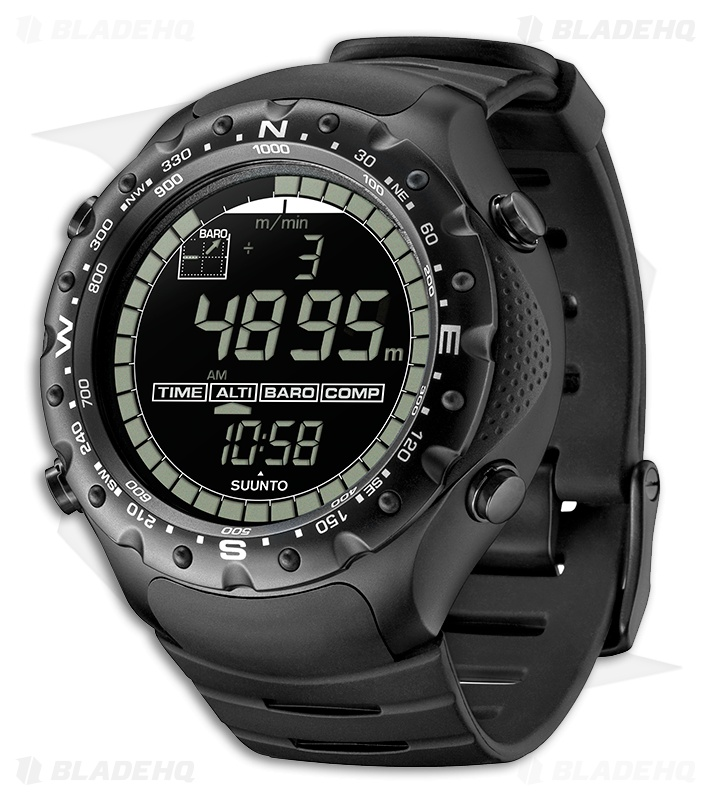 Suunto x lander premium mountain watch military blade hq for Watches gear