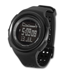 Tech4O Traileader Jet Multi-Function Watch (Black)